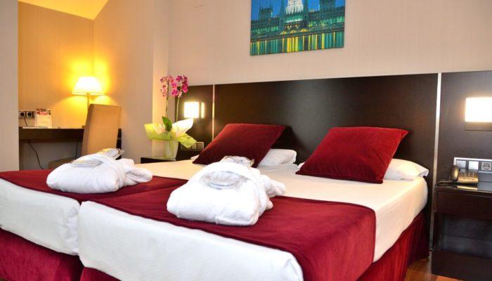 habitacion de hotel por horas en Madrid aeropuerto Barajas